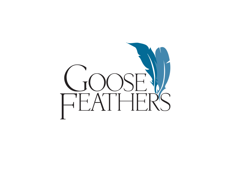 Goose Feathers Logo Design