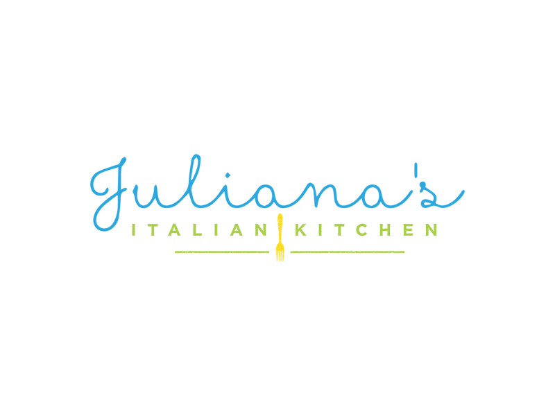 Juliana's Italian Kitchen Logo Design & Branding