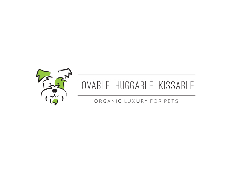 Lovable Huggable Kissable - Atlanta Logo Design and Branding