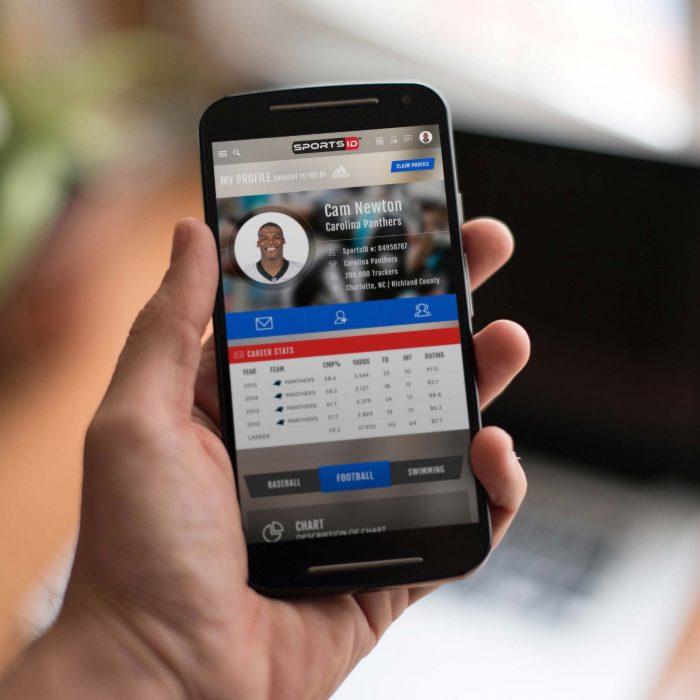 SportsID - Atlanta UX / UI Design